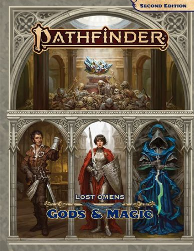 Lost Omens Gods & Magic - Pathfinder 2E